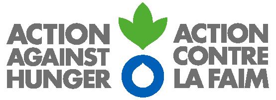 Action contre la Faim Canada - Logo