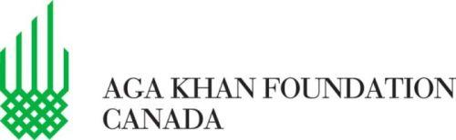 Fondation Aga Khan Canada - Logo