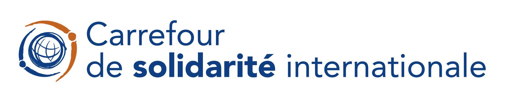 Carrefour de solidarité internationale - Logo