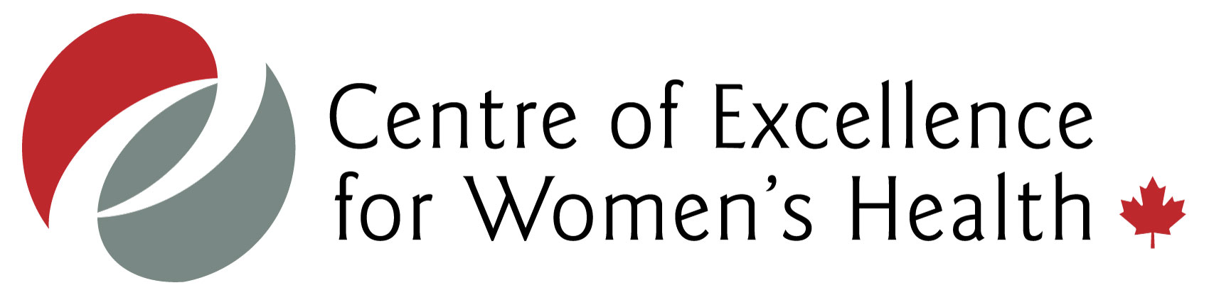 Centre of Excellence for Women's Health - Logo