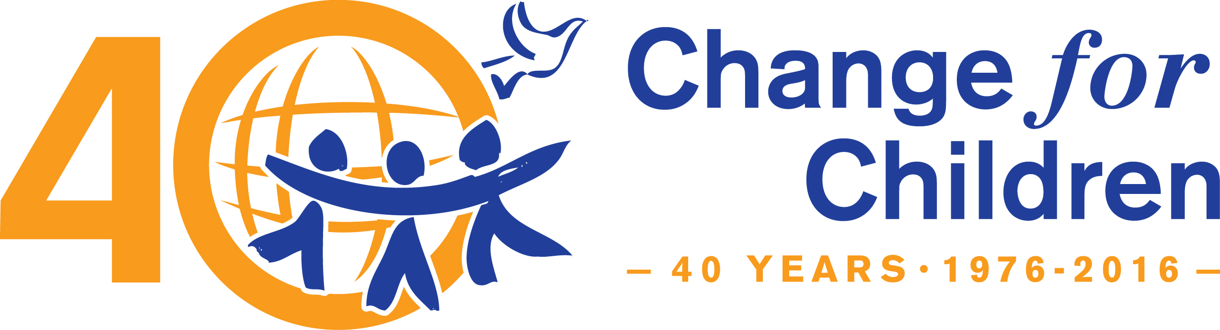 Change for Children - Logo
