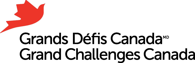 Grands Défis Canada - Logo