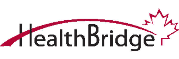 Fondation HealthBridge du Canada - Logo
