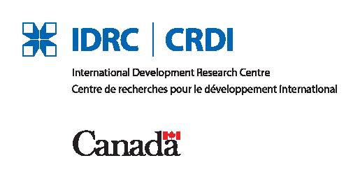 Centre de recherches pour le développement international (CRDI) - Logo