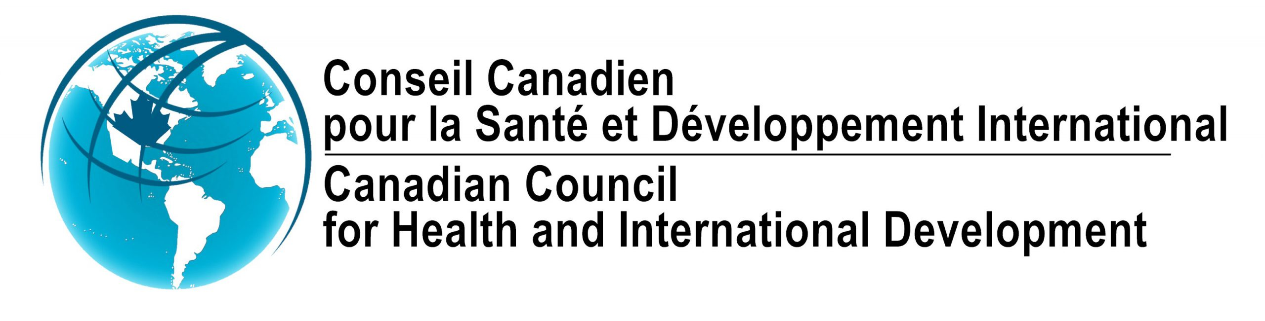 Conseil Canadien pour la Santé et Développement International - Logo