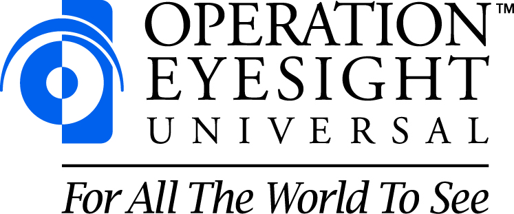Operation Eyesight Universal - Logo