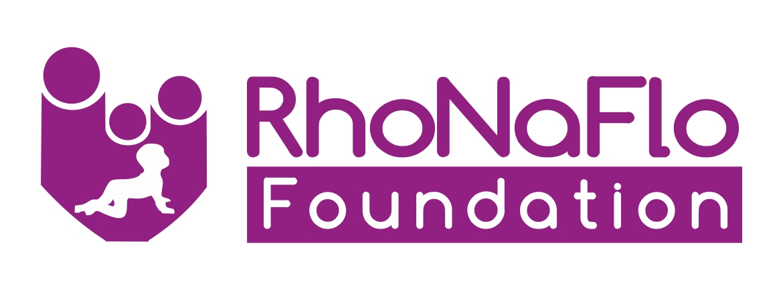 RhoNaFlo Foundation - Logo