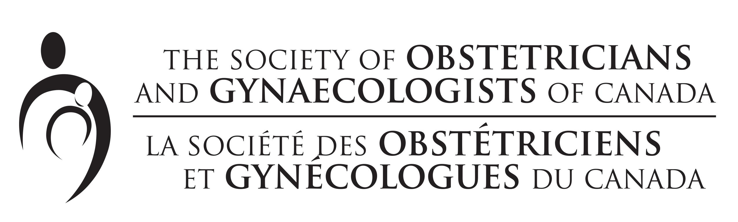 La Société des obstétriciens et gynécologues du Canada (SOGC) - Logo