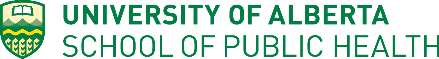 School of Public Health, University of Alberta - Logo