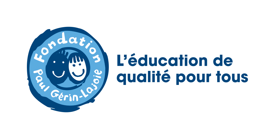Fondation Paul Gérin-Lajoie - Logo