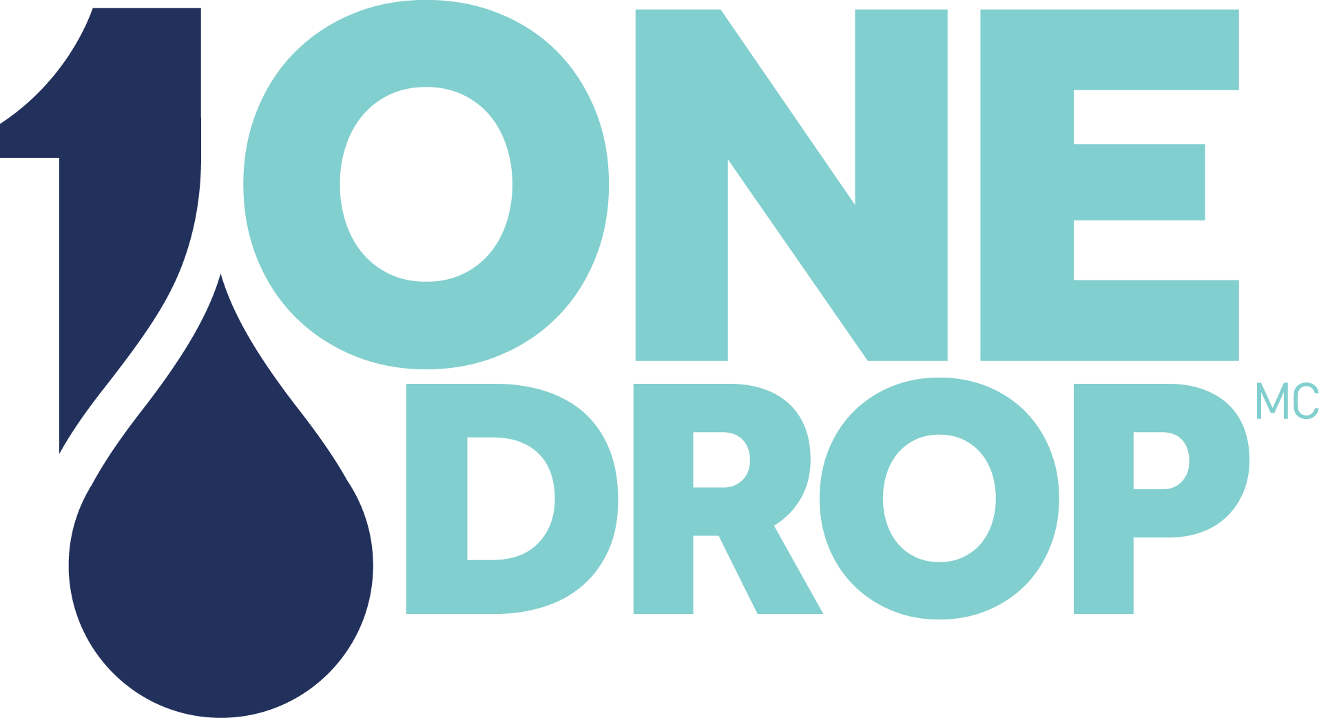 Fondation One Drop - Logo